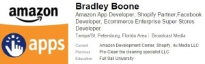Amazon App Developer, Shopify Partner,Facebook Developer, Ecommerce Enterprise Super Stores Developer E card